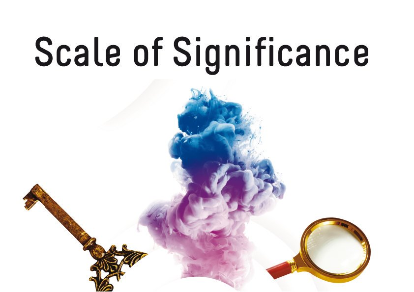 Scale of Significance