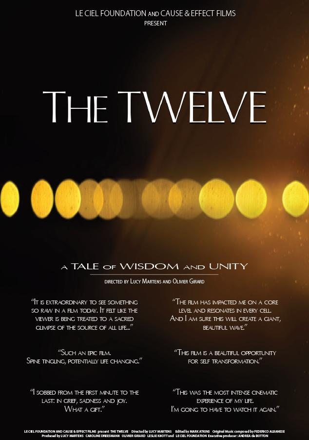 The twelve poster